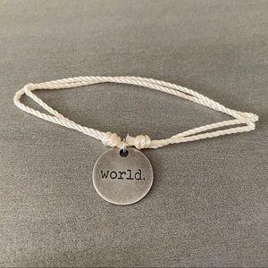 World Charm Bracelet